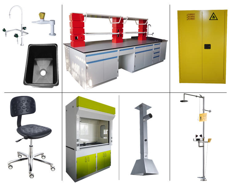 OEM laboratory furniture manufacturers mount hframe stainlesssteell laboratory furniture manufacturers