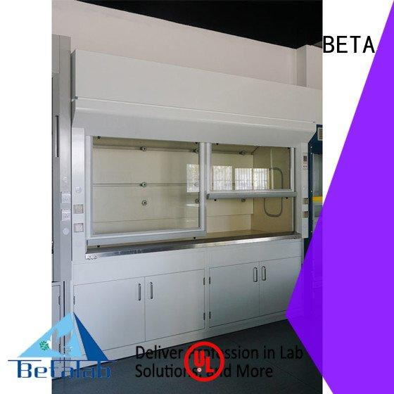 laboratory bench cupboard lab fume hood BETA