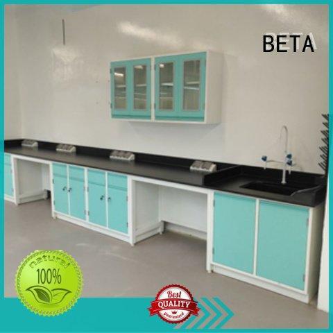 BETA Brand laboratory durable laboratory furniture manufacturers structure quality