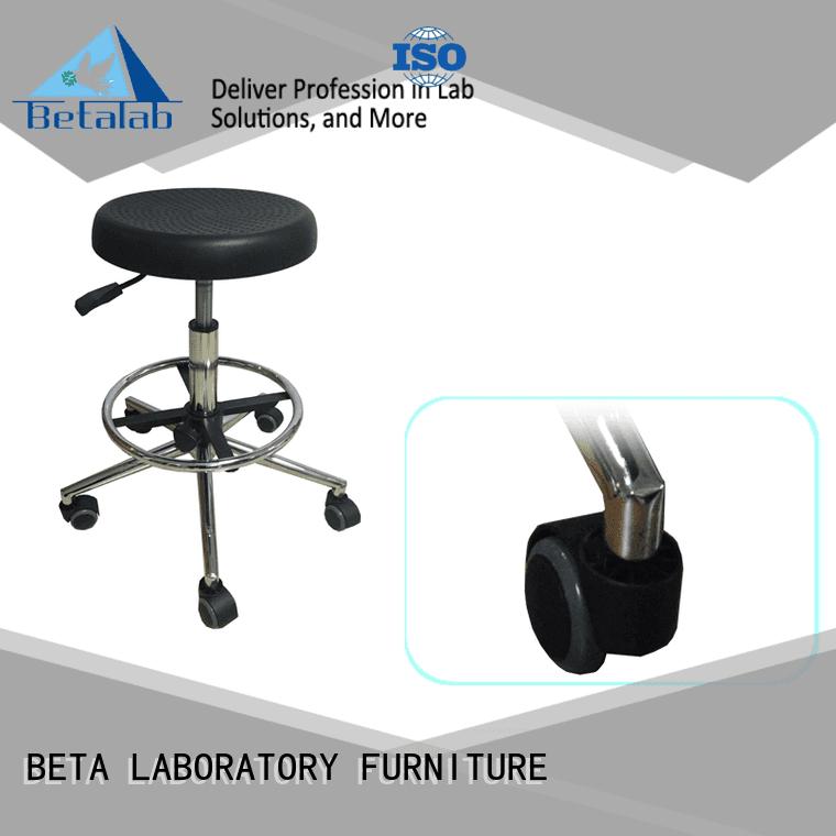 lab chairs height adjustable OEM lab stools BETA