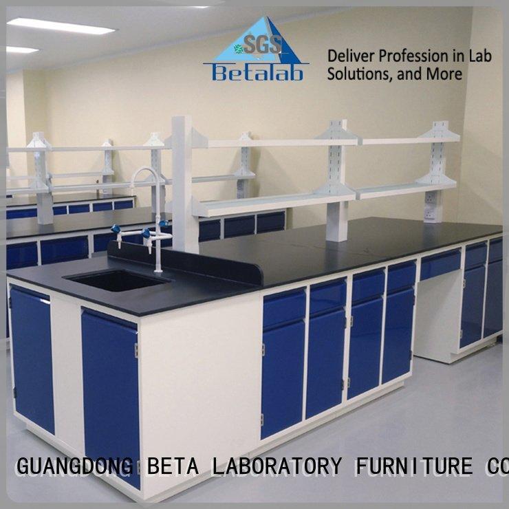 BETA Brand cframe working chemical laboratory furniture manufacturers
