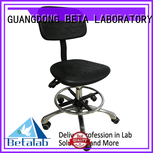 lab chairs steel pu BETA Brand