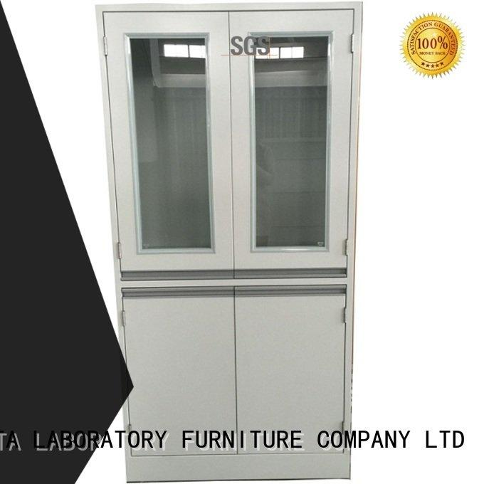 safety chemical storage cabinets glassware shelves BETA