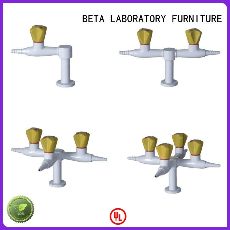 Lab fittings supplier faucet BETA Brand laboratory fittings