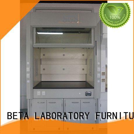 BETA lab fume hood cupboard C-Frame laboratory