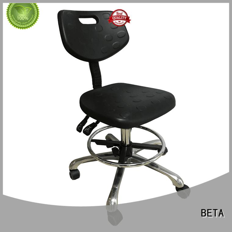 BETA lab chairs castors revolving computer height