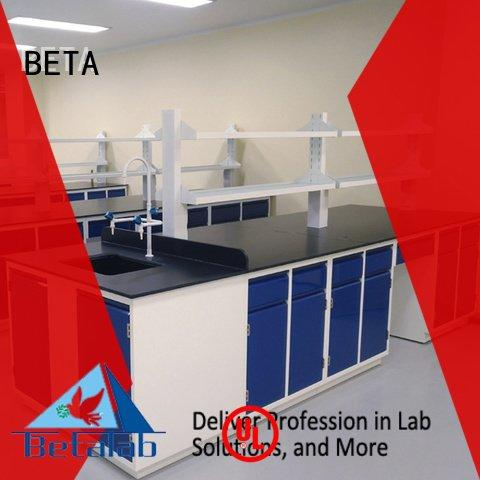 table quality laboratory furniture manufacturers BETA