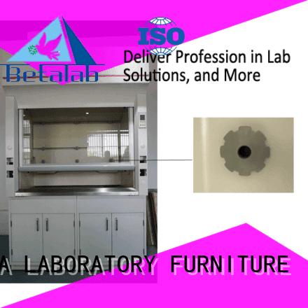 exhaust H-Frame fume hood laboratory BETA
