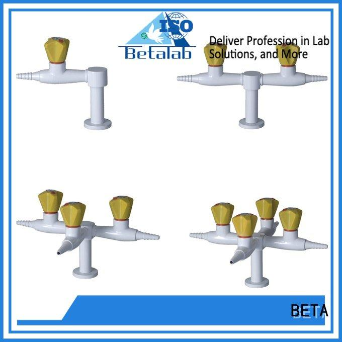 Lab fittings supplier tap laboratory fittings air