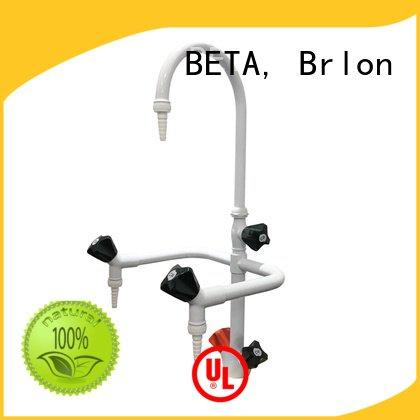 side angle righe BETA, Brlon Lab fittings supplier