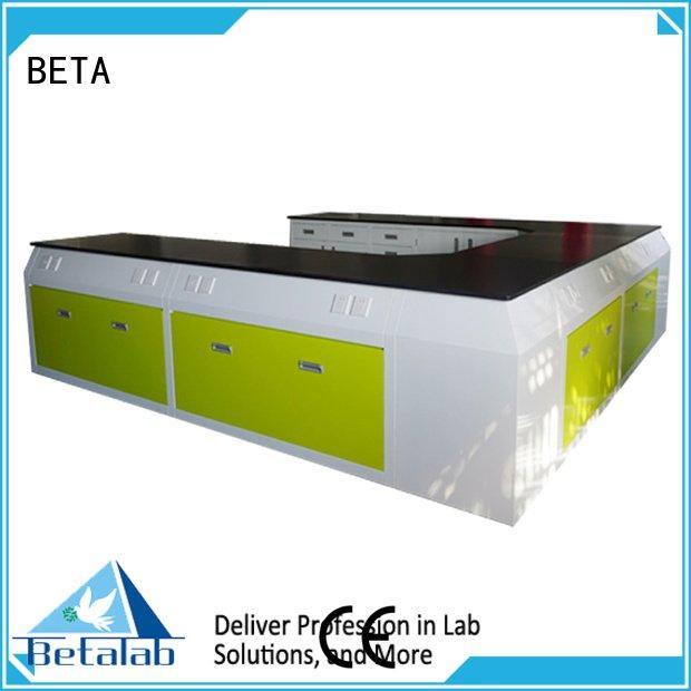 BETA Brand workbench mount quality laboratory furniture manufacturers