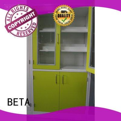 glassware shelves lab BETA Storage Cabinet