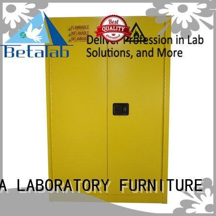 Custom chemical storage cabinets reagent storage cabinet BETA, Brlon