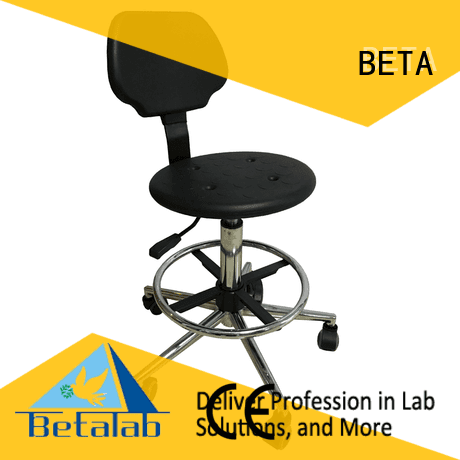 BETA Brand chair armrest lab chairs height revolving