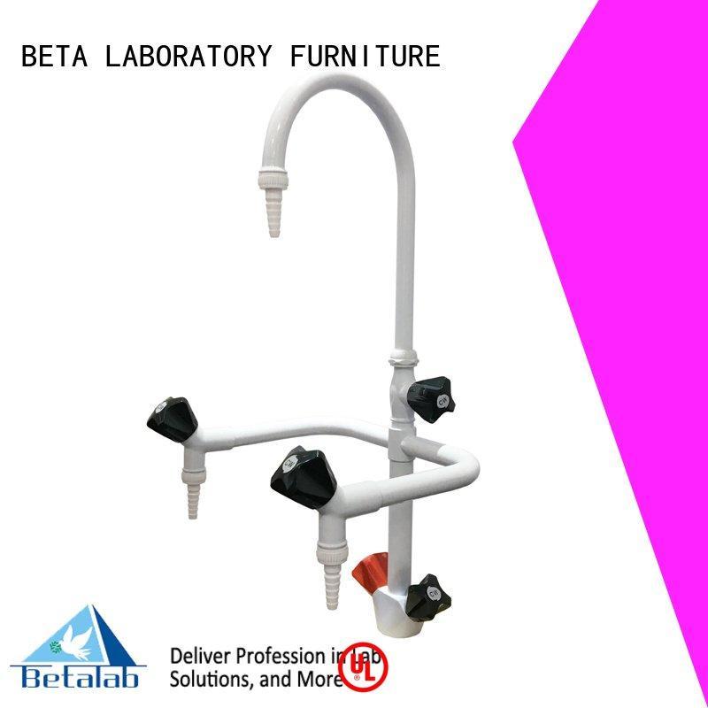 BETA rack lab laboratory Lab fittings supplier single