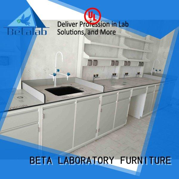 BETA Brand working biochemistry lab laboratory furniture manufacturers
