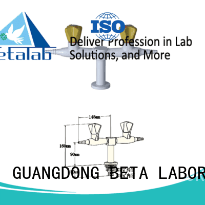 gas laboratory fittings BETA Lab fittings supplier