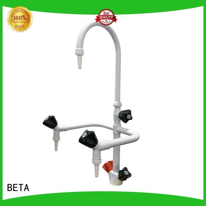 BETA benchtop rack cock Lab fittings supplier tap