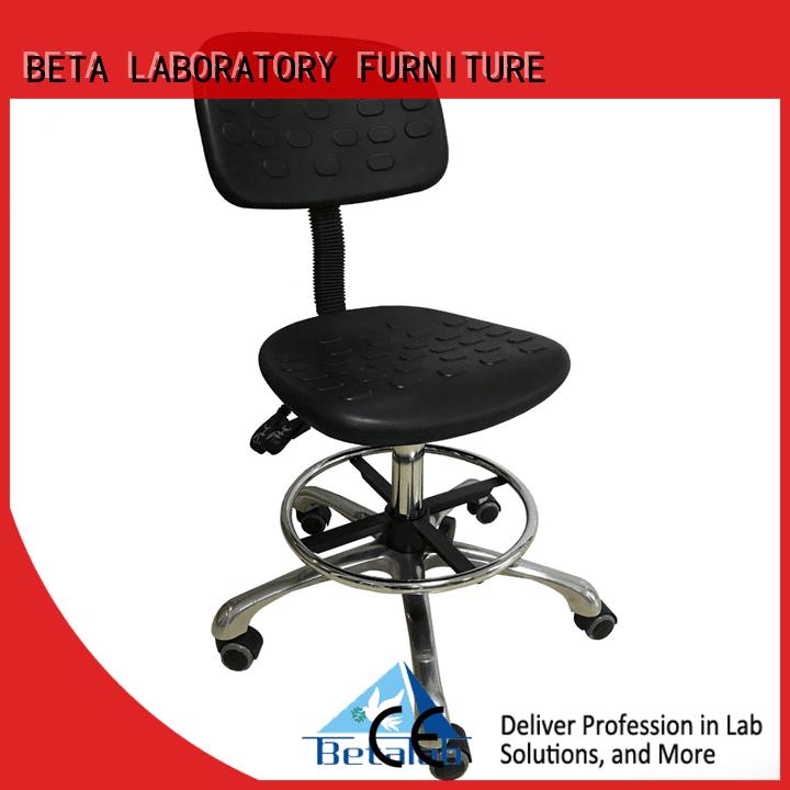 Custom school lab stools adjustable lab chairs