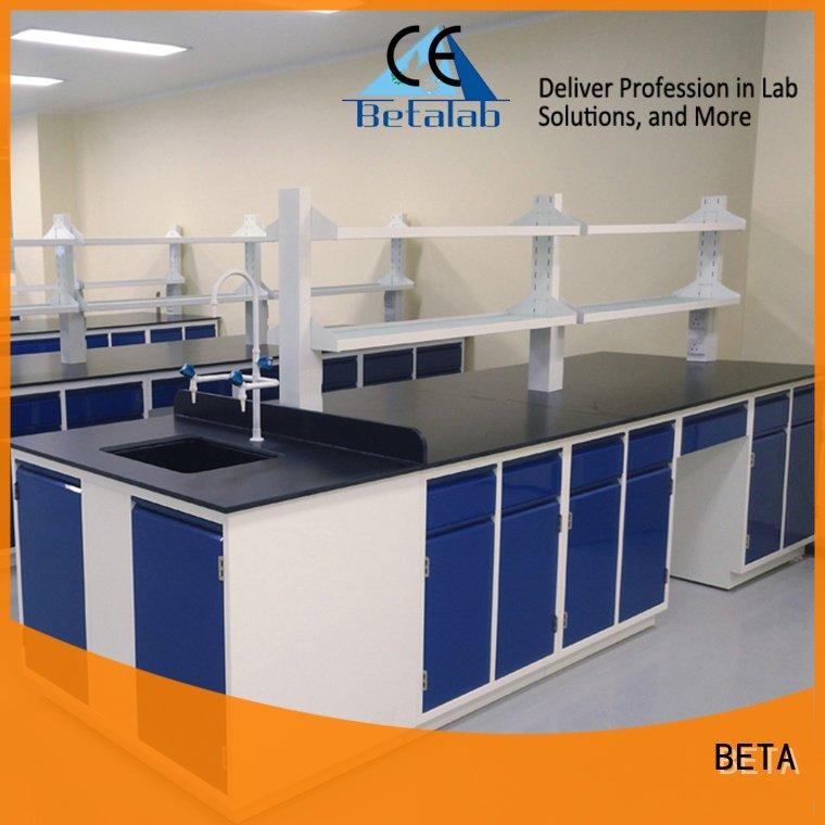 laboratory furniture manufacturers working biochemistry laboratory furniture BETA