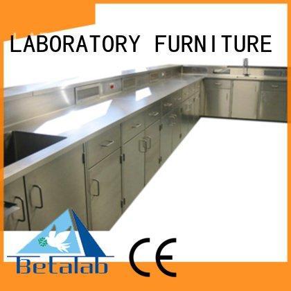 laboratory furniture manufacturers work steel BETA Brand