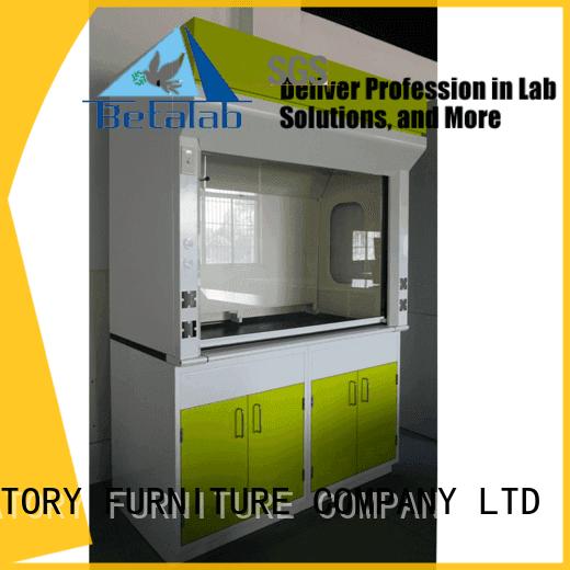 BETA laboratory fume cupboard lab fume hood steel