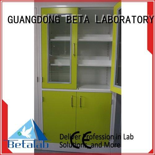 Storage Cabinet lab glassware vessel safety