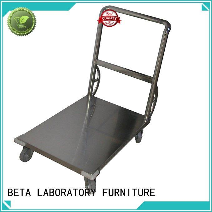 BETA trolley steel trolley manufacturers stainless lab