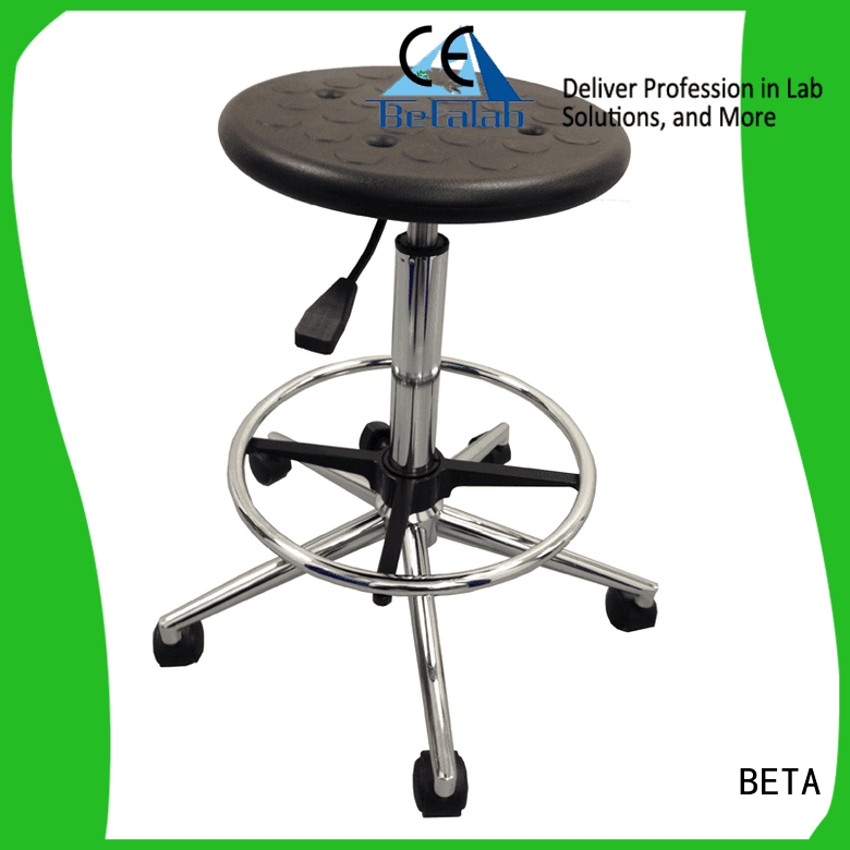 BETA adjustment customized lab stools revolving chair
