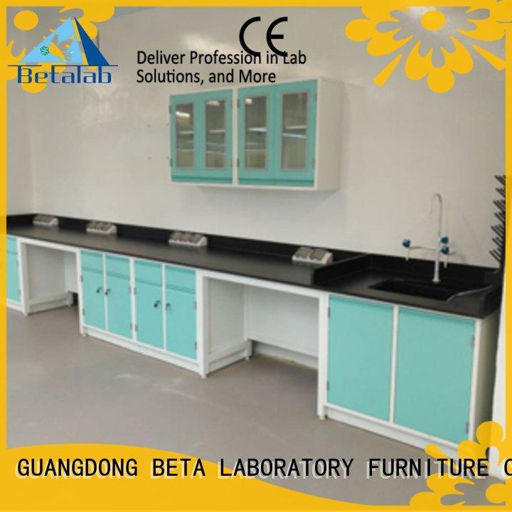 BETA laboratory furniture manufacturers steel quality biologic biochemistry