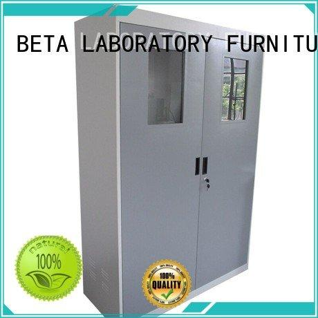 BETA safety chemical storage cabinets adjustable glassware