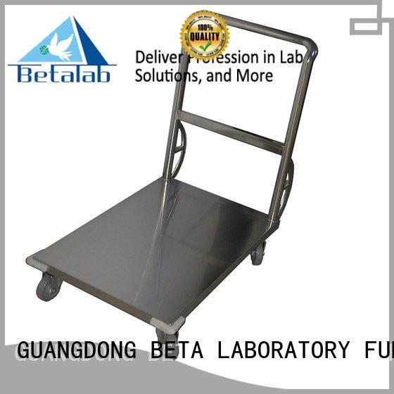 Hot stainless steel trolley stainless trolley manufacturers steel BETA