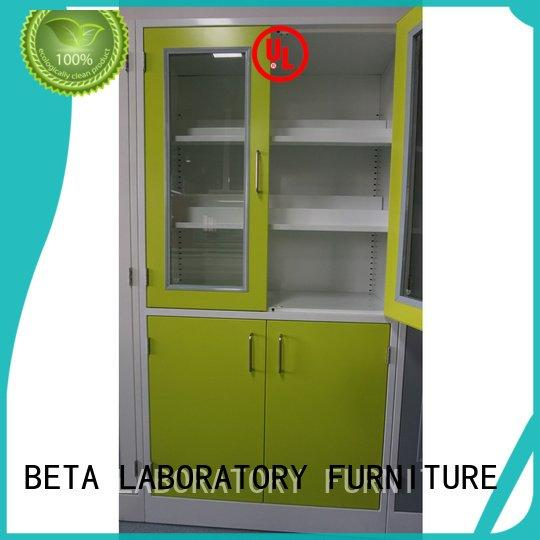 BETA safety cabinet lab Storage Cabinet shelves