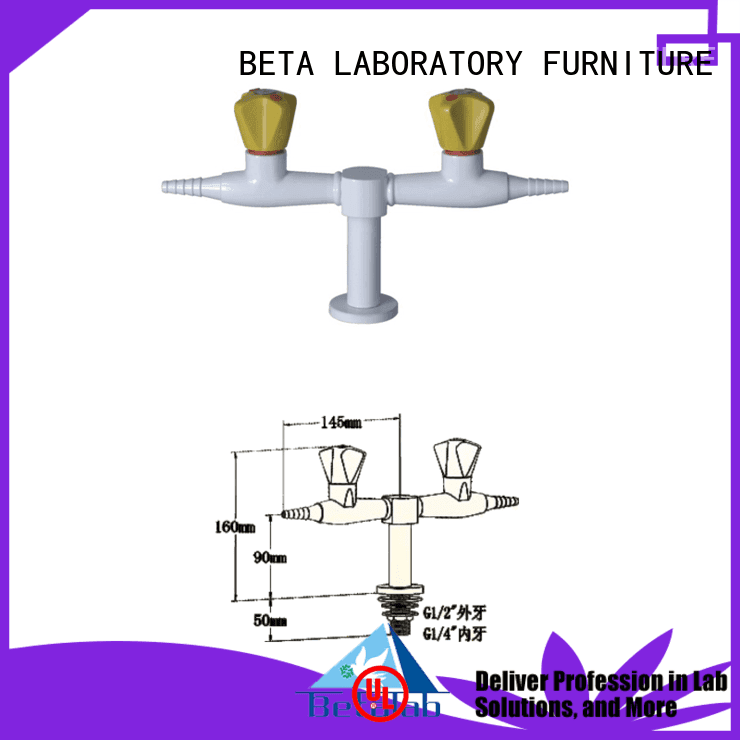 benchtop tap equipment BETA Lab fittings supplier