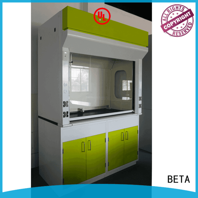 BETA Brand hood lab fume hood bench Stainless Steel