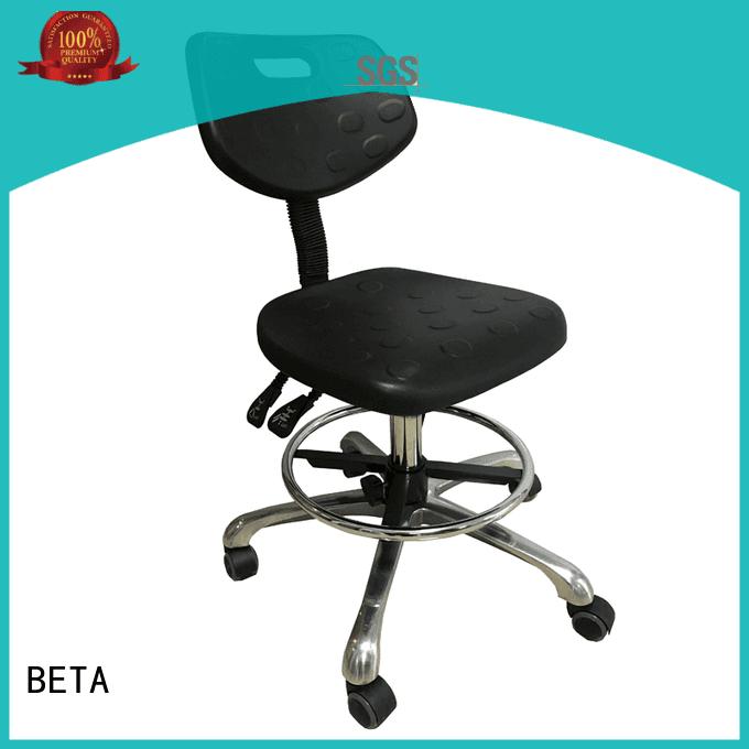 Custom lab stools modern stools castors BETA