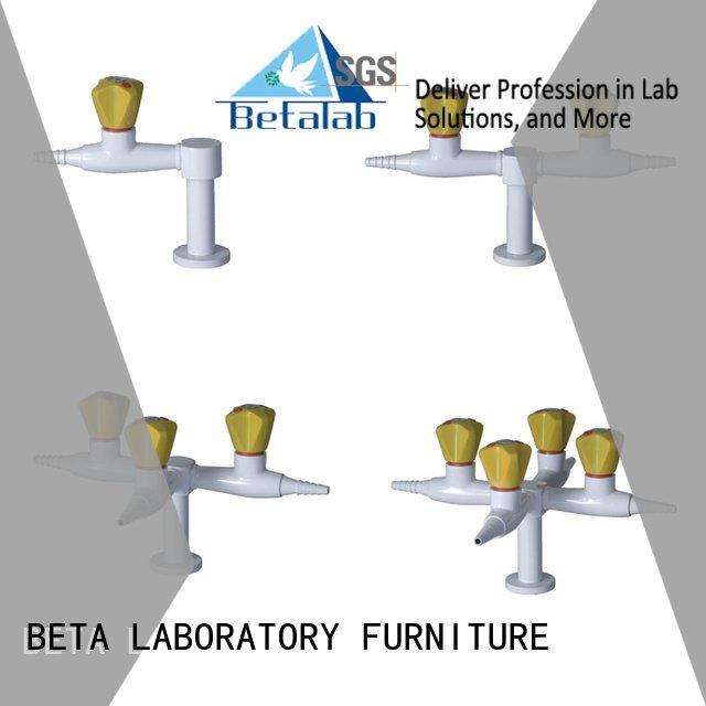 BETA Lab fittings supplier single drip lab benchtop