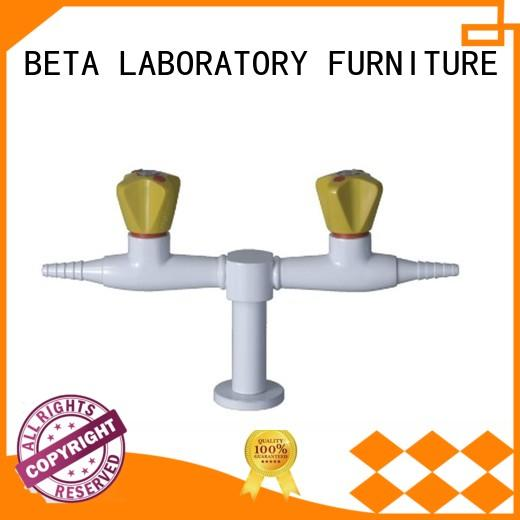 four head laboratory instruments series for institute BETA, betalab, lab fittings