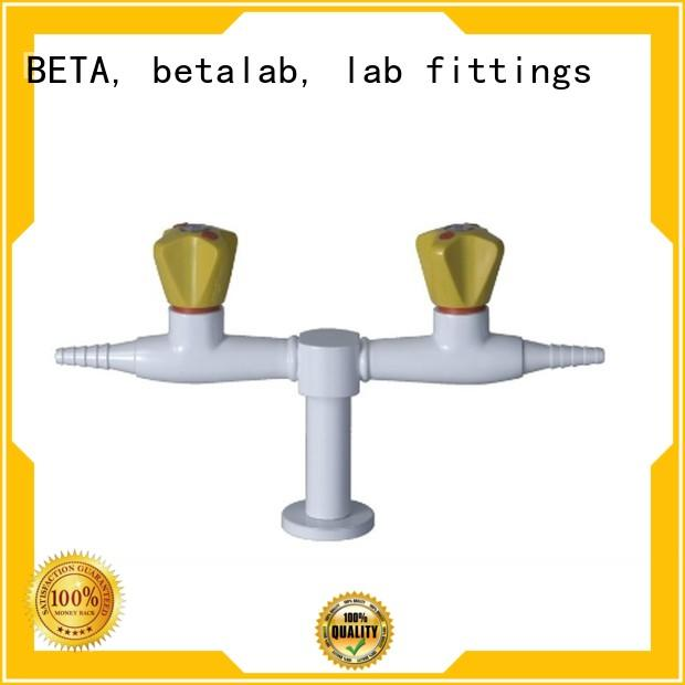 BETA, betalab, lab fittings double way gas control valve series for school