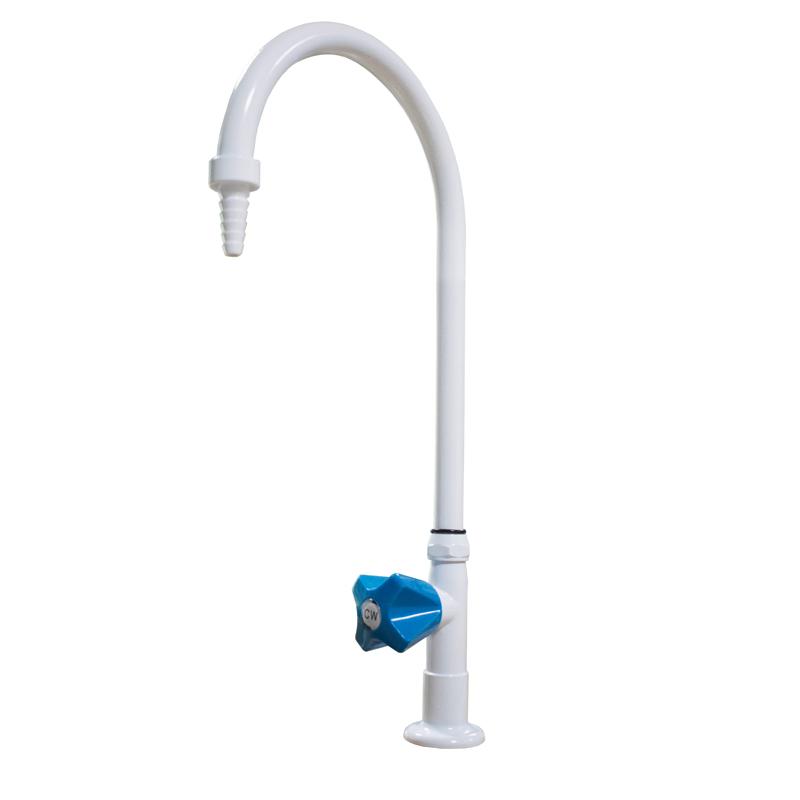 BETA, betalab, lab fittings Lab Popular Single Way Faucet Bench-top Gooseneck Water Tap Lab Faucet image4