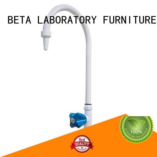 BETA, betalab, lab fittings Brand fitting tripleway custom Lab fittings supplier