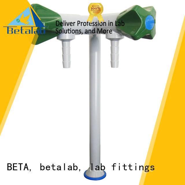 v-style lab faucet factory single way for experiment BETA, betalab, lab fittings