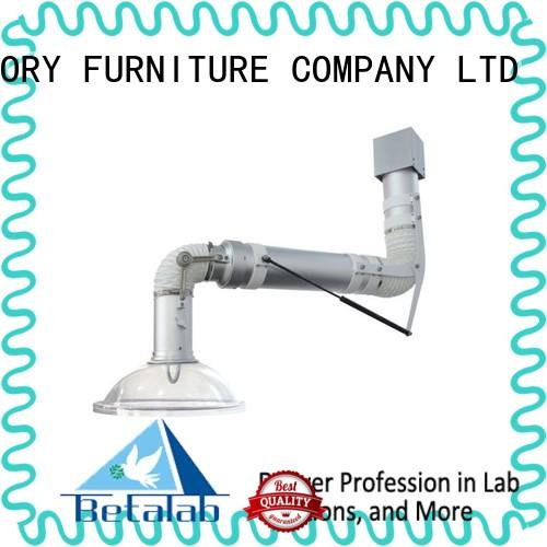 height adjustable fume hood chemistry factory price for school BETA, betalab, lab fittings