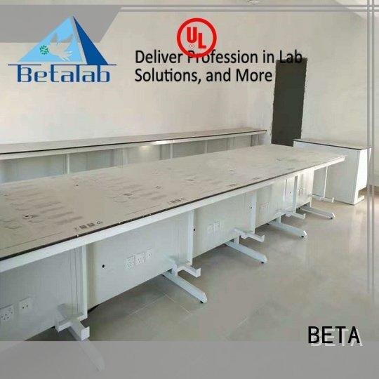 BETA Brand durable quality laboratory furniture manufacturers biologic mount