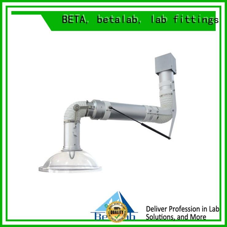 BETA, betalab, lab fittings white labconco fume hood wholesale for institute