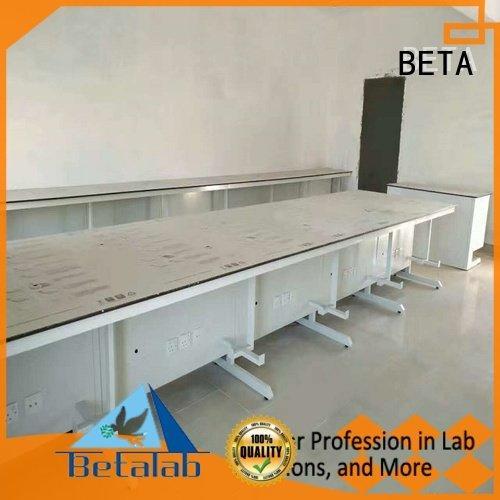 BETA biochemistry structure furniture laboratory furniture manufacturers durable